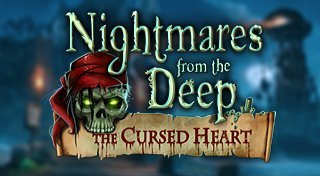 Nightmares from the Deep: The Cursed Heart Trophy List Banner