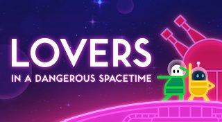 Lovers in a Dangerous Spacetime Trophy List Banner