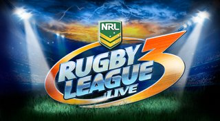 Rugby League Live 3 Trophy List Banner