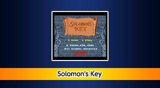 Arcade Archives: Solomon