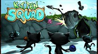 Kitten Squad Trophy List Banner