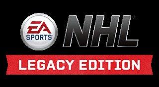 NHL Legacy Edition Trophy List Banner