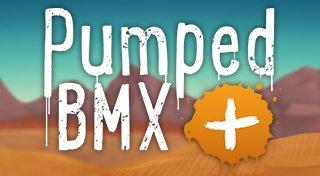 Pumped BMX + Trophy List Banner