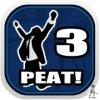 3 Peat!