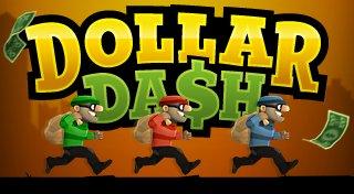 Dollar Dash Trophy List Banner