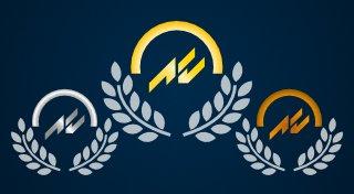 Assetto Corsa Trophy List Banner