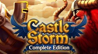 CastleStorm Trophy List Banner