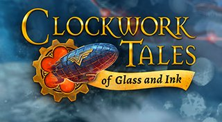 Clockwork Tales: Of Glass and Ink Trophy List Banner