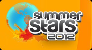 Summer Stars 2012 Trophy List Banner
