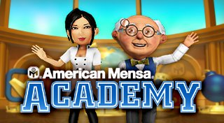 American Mensa Academy Trophy List Banner