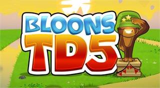 Bloons TD 5 Trophy List Banner