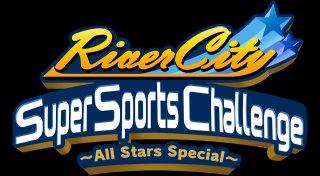 River City Super Sports Challenge Trophy List Banner
