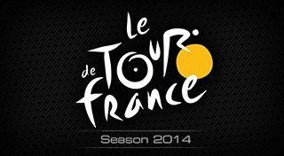 Tour de France 2014 Trophy List Banner