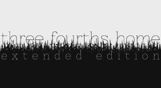 Three Fourths Home: Extended Edition Trophy List Banner
