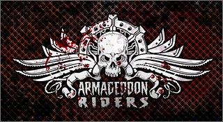 Armageddon Riders Trophy List Banner