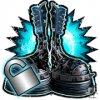 Sticky Boots