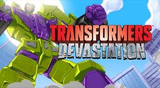 TRANSFORMERS: Devastation Trophy List Banner