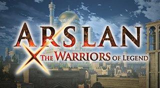 Arslan: The Warriors of Legend Trophy List Banner