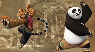 Kung Fu Panda: Showdown of Legendary Legends the Video Game Trophy List Banner