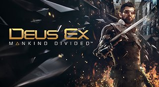Deus Ex: Mankind Divided Trophy List Banner