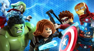 LEGO Marvel
