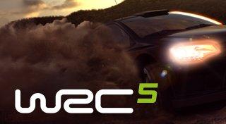 WRC 5 Trophy List Banner