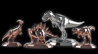Carnivores: Dinosaur Hunter HD Trophy List Banner