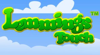 Lemmings Touch Trophy List Banner