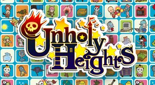 Unholy Heights Trophy List Banner