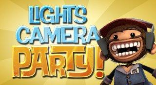 Lights, Camera, Party! Trophy List Banner