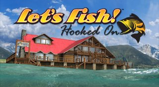 Let's Fish! Hooked On Trophy List Banner