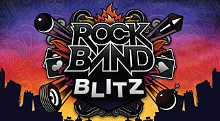 Rock Band Blitz Trophy List Banner