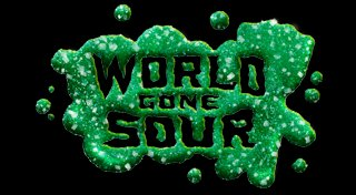 World Gone Sour Trophy List Banner