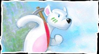 Snowy: Treasure Hunter Trophy List Banner