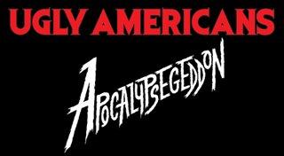 Ugly Americans: Apocalypsegeddon Trophy List Banner