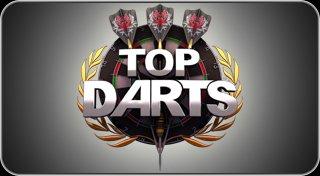Top Darts Trophy List Banner