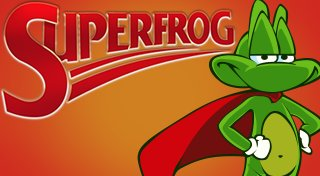 Superfrog Trophy List Banner