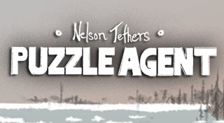 Nelson Tethers: Puzzle Agent Trophy List Banner
