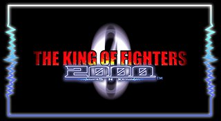 The King of Fighters 2000 Trophy List Banner