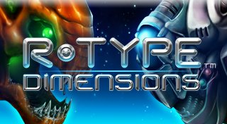 R-Type Dimensions Trophy List Banner