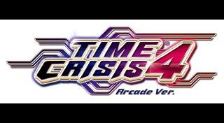 Time Crisis 4 Trophy List Banner