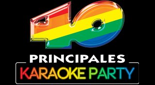 LOS 40 PRINCIPALES: KARAOKE PARTY Trophy List Banner
