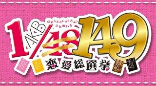 AKB1/149 Love General Election Trophy List Banner