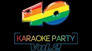 LOS 40 PRINCIPALES: KARAOKE PARTY VOL 2 Trophy List Banner