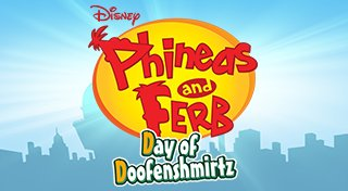 Phineas and Ferb: Day of Doofenshmirtz Trophy List Banner