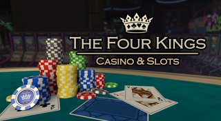 The Four Kings Casino and Slots Trophy List Banner