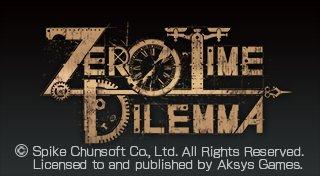Zero Time Dilemma Trophy List Banner