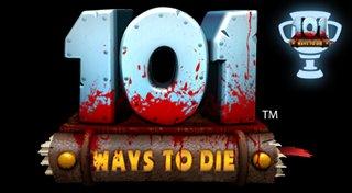 101 Ways to Die Trophy List Banner