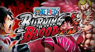 One Piece: Burning Blood Trophy List Banner
