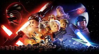 LEGO Star Wars: The Force Awakens Trophy List Banner